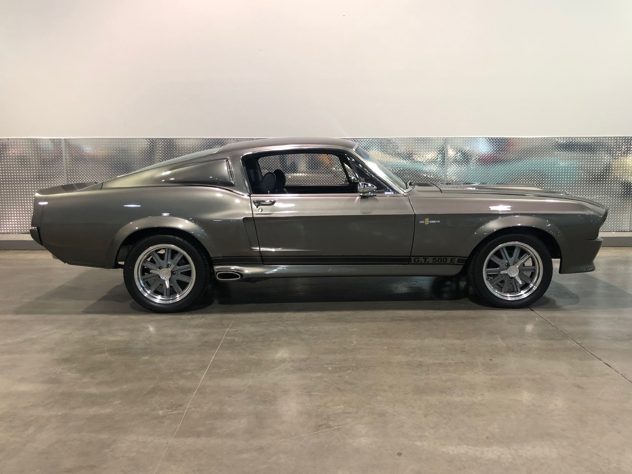 Ford Mustang Eleanor 1967 Sound